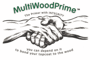 MultiWoodPrime the worlds best wood primer