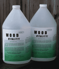 wood vitality innovative 2 part boron wood preservative