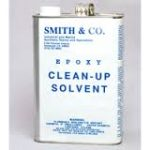 Epoxy Clean Up Solvent 0.95 Litres. Clean Epoxy Up.