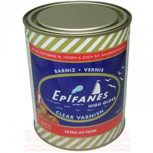 varnish outdoor wood epifanes