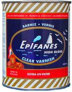 epifanes high gloss extra UV varnish smiths cpes
