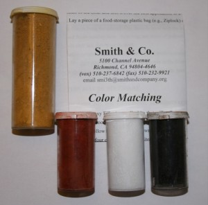 colouring epoxy kit for fill-it flexible epoxy wood filler