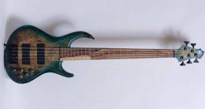 MTD 5 string bass.