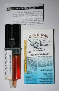 syringe mixing Epoxy wood glue all wood glue