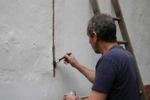 render crack repair prime crack surface