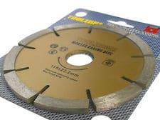 Mortar Raking Diamond Disc Blade render crack repair