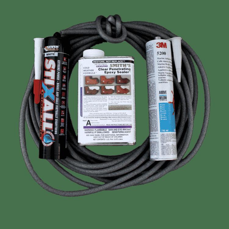 timber crack repair kit