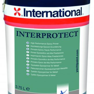 International Interprotect Epoxy barrier Paint 5l osmosis rot