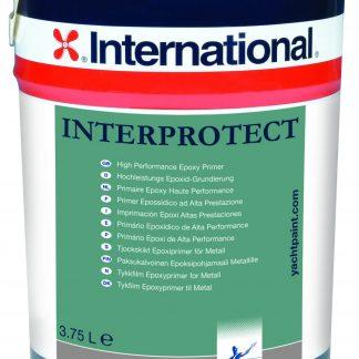 International Interprotect Epoxy barrier Paint 5l osmosis rot