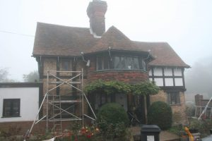 timber framed house late victorian period 1880