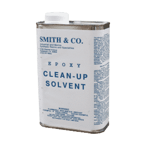 smiths epoxy clean up solvent