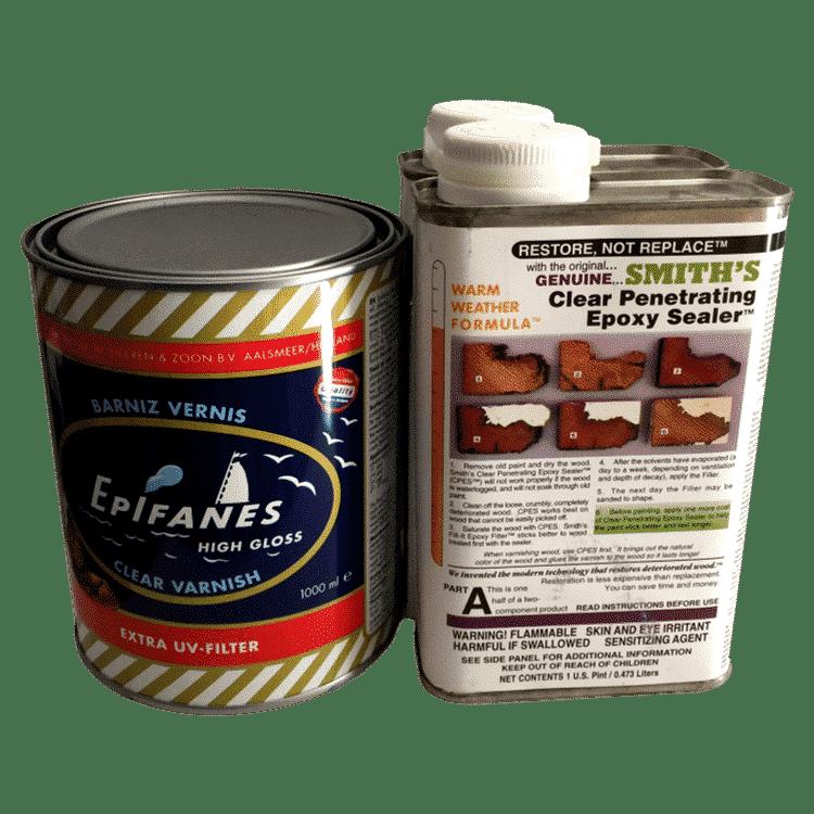 permanent varnish primer kit