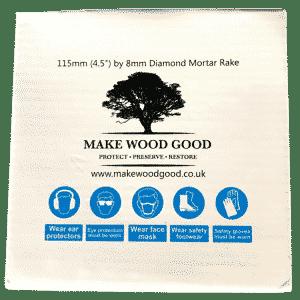mortar rake box safety makewoodgood render crask repair